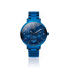 visetti- Caprice- Multifunction- Blue stainless steel