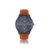 ρολό-ι visetti- glorious- brown- leather -strap