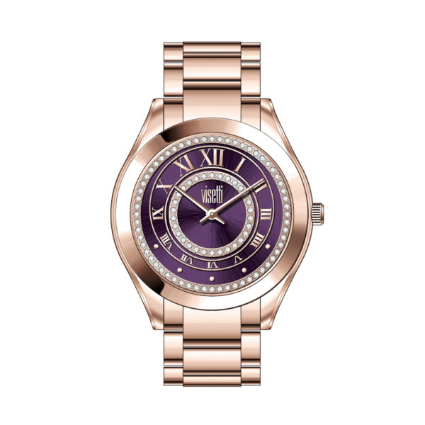 visetti liberty-gold- bracelet -pe-986-rp