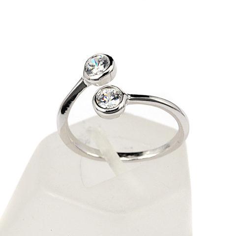 δαχτυλίδι ασήμι 925 8160