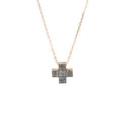stavros-roz-xriso-diamanti-k18